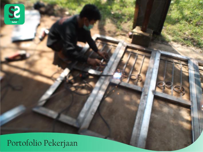 Bengkel Las Depok Melayani Seluruh Area Jabodetabek