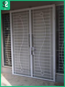 Pintu Besi Minimalis - Sahabat Solid