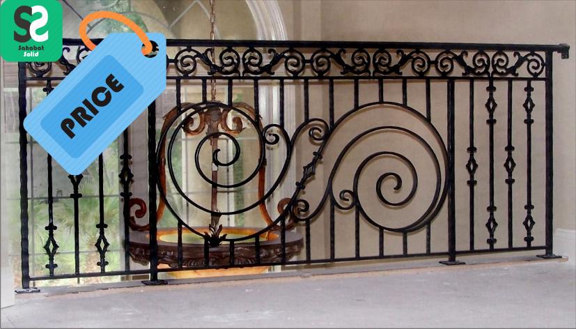 Harga Railing Balkon Minimalis - Bengkel Las Depok